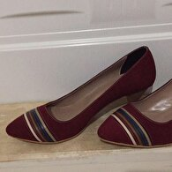 Bordo Fervente Stiletto 1