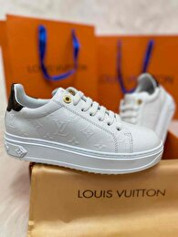 Beyaz Louis Vuitton Sneakers 2