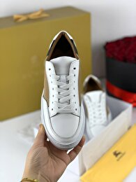 Beyaz Burberry Sneakers 7