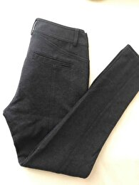 Gri Marks & Spencer Skinny Pantolon 0