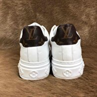 Beyaz Louis Vuitton Sneakers 1