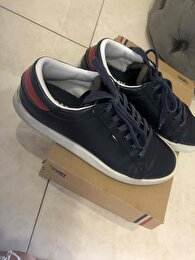 Lacivert Tommy Hilfiger Sneakers 4
