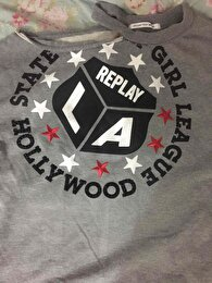 Gri Replay Sweatshirt 2