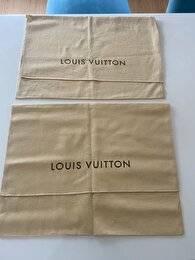 Bej Louis Vuitton Kol Çantası 1