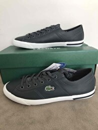 Gri Lacoste Sneakers 2