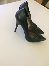 Siyah Francesca's Collections Stiletto 3