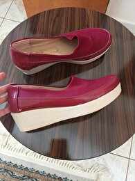 Bordo Zara Loafer 2