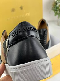 Beyaz Burberry Sneakers 4