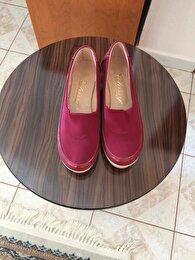 Bordo Zara Loafer 4