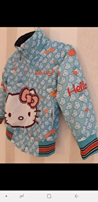 Mavi Hello Kitty Mont 2
