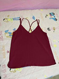 Bordo Stradivarius Bluz 2
