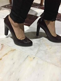 Bordo Nine West Stiletto 2