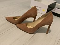 Pudra Nine West Stiletto 2