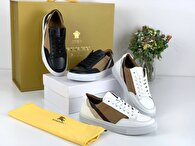 Beyaz Burberry Sneakers 1