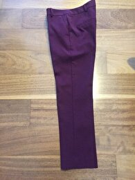 Bordo İpekyol Casual Pantolon 1