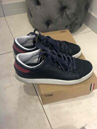 Lacivert Tommy Hilfiger Sneakers 1