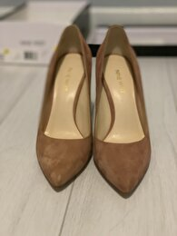 Pudra Nine West Stiletto 3