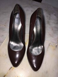 Bordo Nine West Stiletto 3
