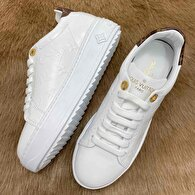 Beyaz Louis Vuitton Sneakers 4