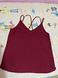 Bordo Stradivarius Bluz 5