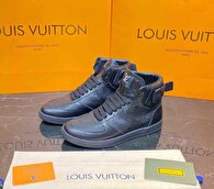 Beyaz Louis Vuitton Bot 5