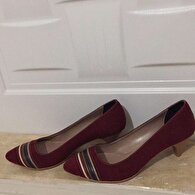 Bordo Fervente Stiletto 2