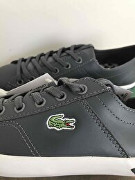 Gri Lacoste Sneakers 1
