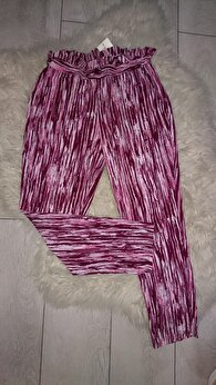 Bordo New Look Kısa Pantolon 0