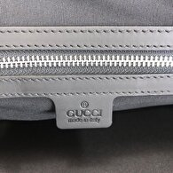 Lacivert Gucci Laptop/İpad Çantası 6