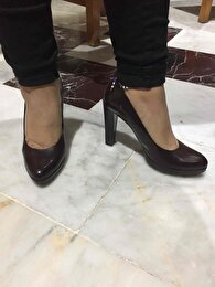 Bordo Nine West Stiletto 0