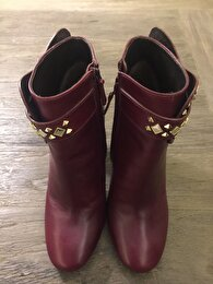 Bordo Tory Burch Bot 3