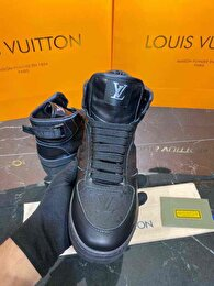 Beyaz Louis Vuitton Bot 4