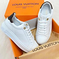 Beyaz Louis Vuitton Sneakers 0