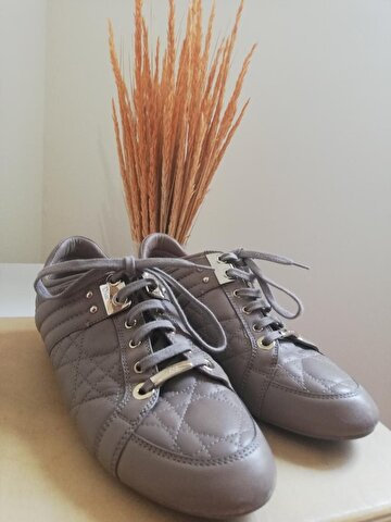 Camel Christian Dior Sneakers