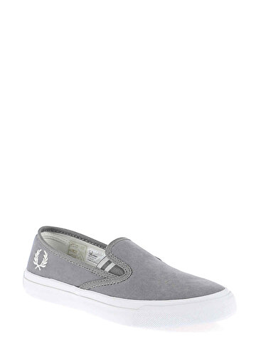 Gri Fred Perry Loafer