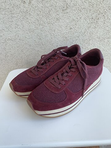 Bordo Zara Sneakers