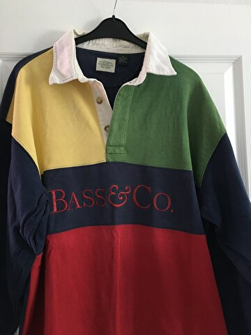 Çizgili Hugo Boss Sweatshirt