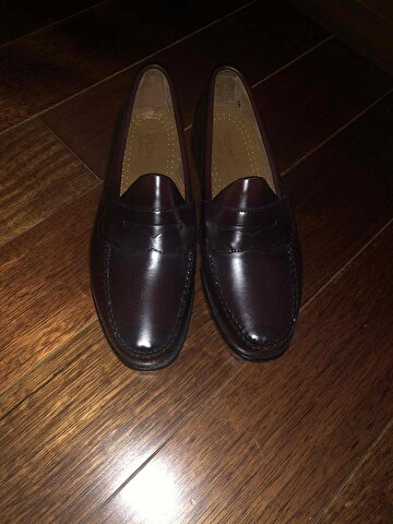 Bordo Sebago Loafer