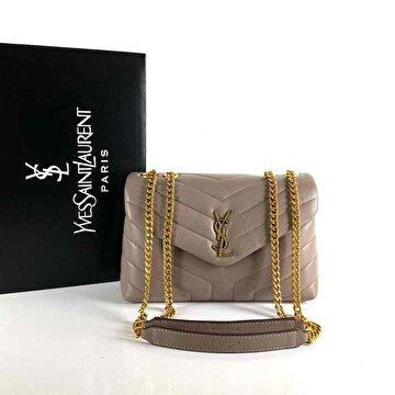 Vizon Yves Saint Laurent Kol Çantası