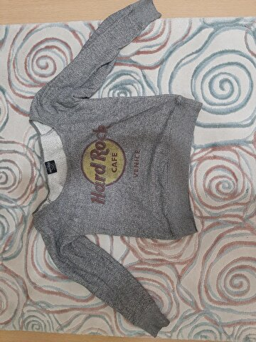 Hard Rock Sweatshirt