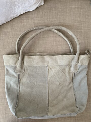 Bej 5th Avenue Tote