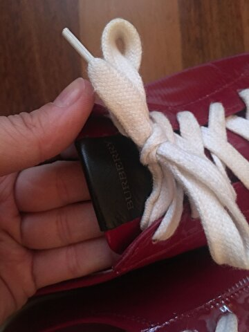 Pembe Burberry Sneakers 1.950 TL 3