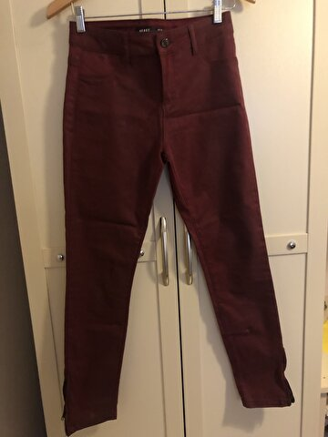 Bordo Herry Skinny & Super Skinny Jean