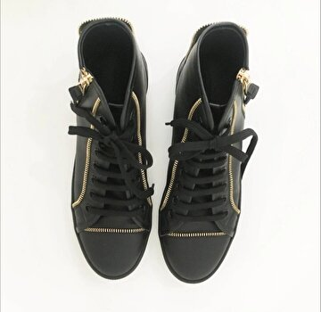 Siyah Louis Vuitton Sneakers