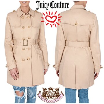 Juicy Couture Trençkot