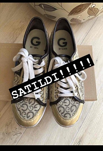 Bej Guess Sneakers