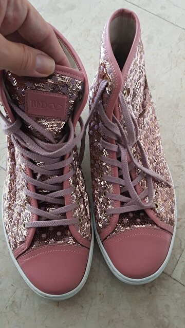 Pembe Red Valentino Sneakers 285 TL 0