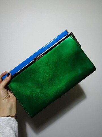 Nine West Clutch/Portföy
