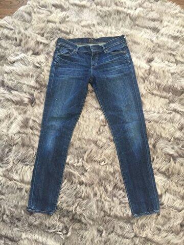 Mavi Citizens of Humanity Skinny Jean 125 TL 0