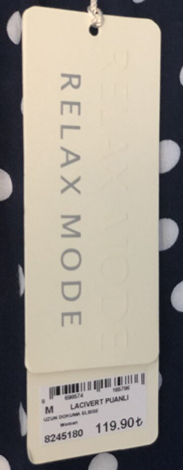 Puantiyeli Relaxe Mode Maxi Elbise 89 TL 2